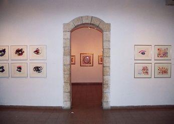 Artists House Jerusalem 2004